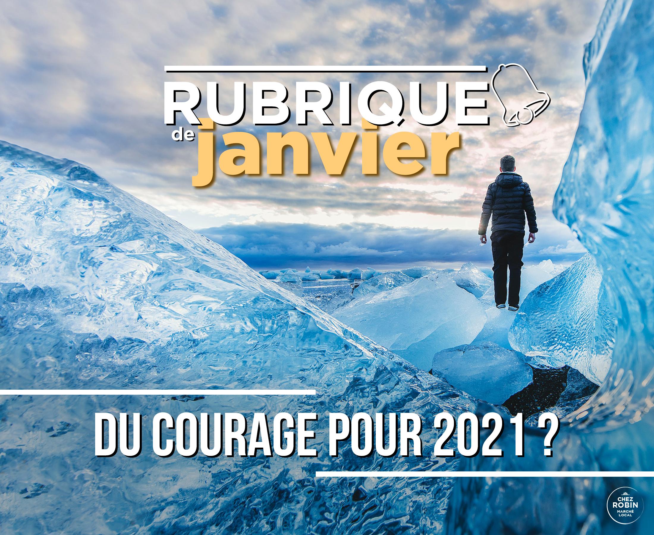 Du courage pour 2021 ?