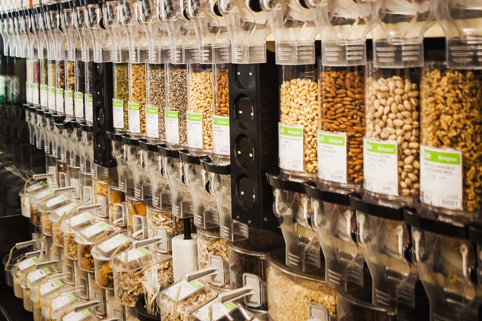2aaba41c6b9 L épicerie vous offre une grande sélection de produits en vrac ainsi qu une  vaste gamme de produits biologiques.